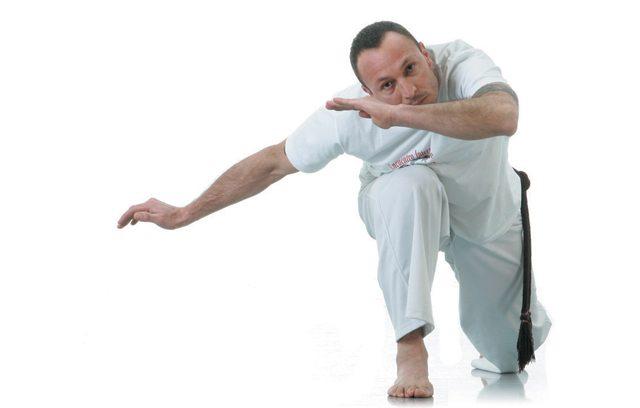 Movimentos capoeira