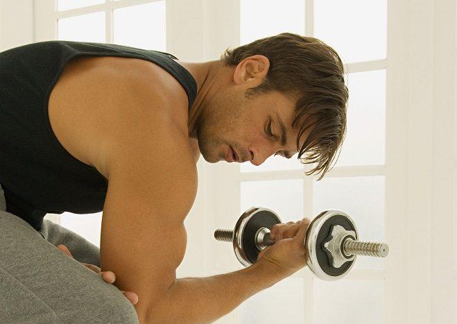 5 dicas para aumentar o bíceps