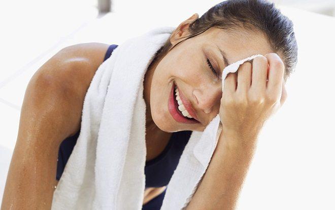 Suar a camisa é essencial para acelerar o metabolismo