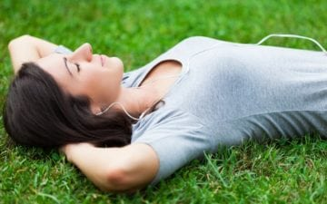 6 maneiras para ficar relaxado após o esforço físico