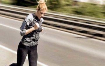 A importância do movimento dos braços durante a corrida