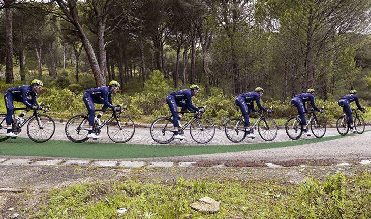 treino de bike