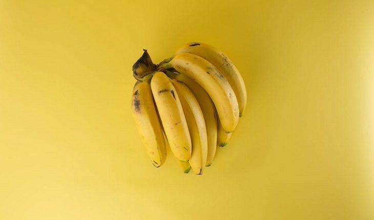 Energia para o corredor: banana