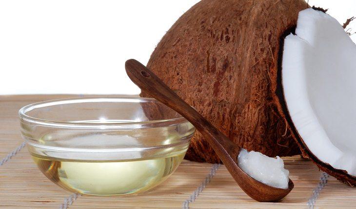 Energia para o corredor: óleo de coco
