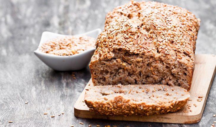 Energia para o corredor: pão integral