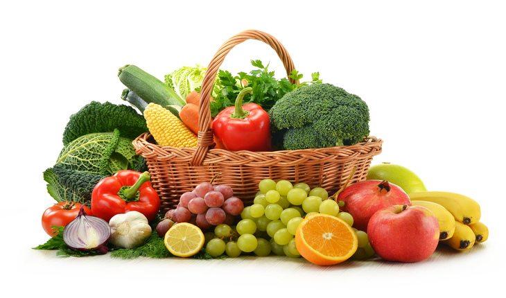Frutas e verduras Dicas para viver mais