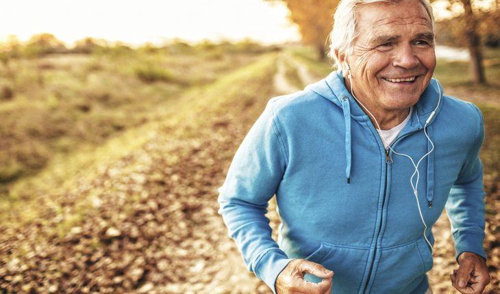 homem correndo Dicas para viver mais