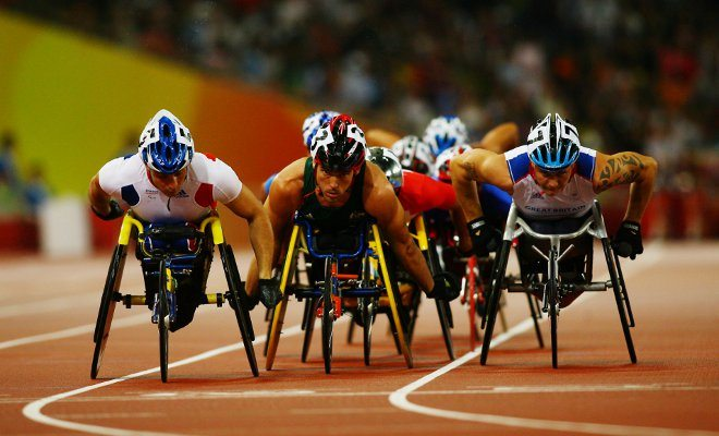 benefícios da corrida para deficientes