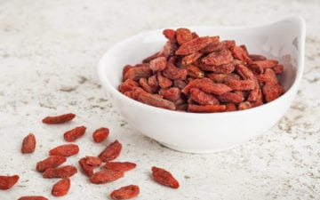 benefícios da goji berry