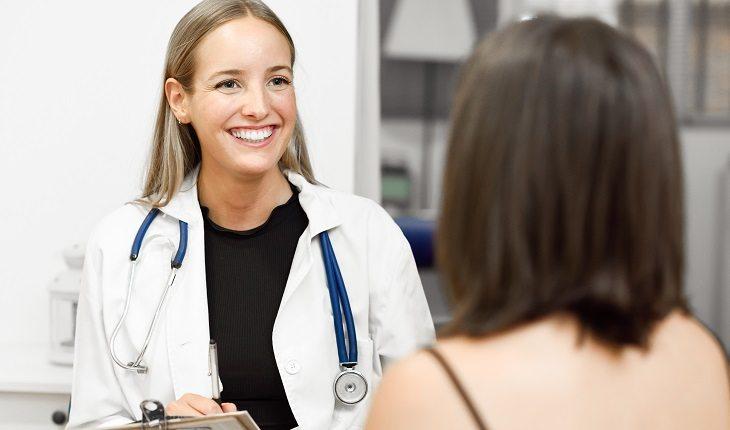 Saúde em dia: consulta médica