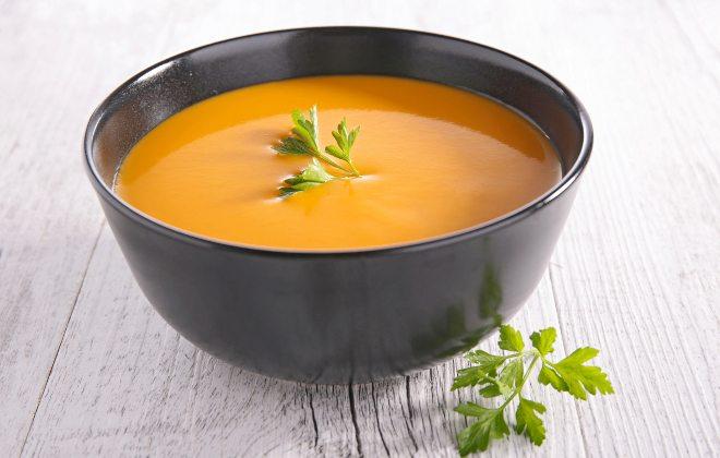 Tigela de sopa - Receitas de sopas light