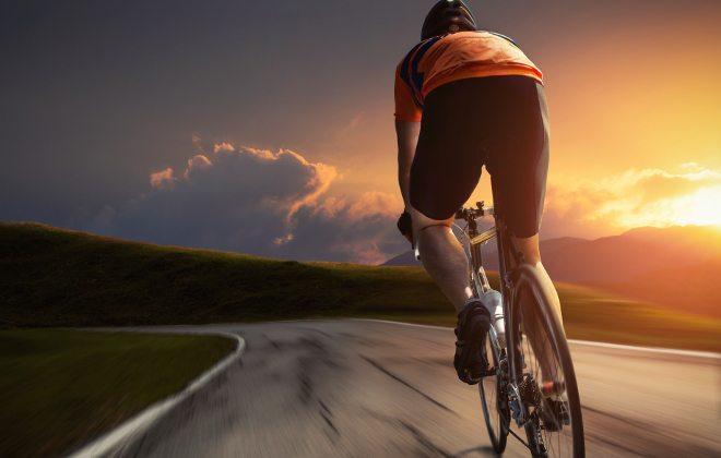 Fuja da cidade e vá pedalar no campo ou na estrada