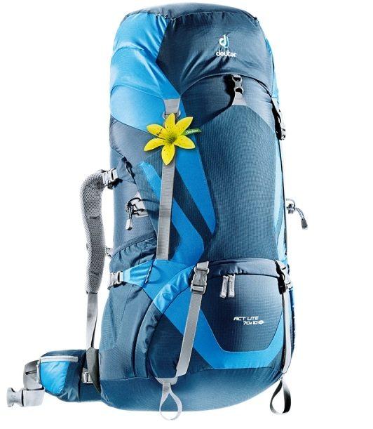 838dde89b6 Lançamento na área  conheça as novas mochilas de aventura da Deuter ...