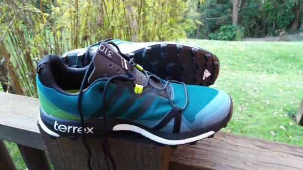 4d78a294673 Testamos  tênis Adidas Terrex Agravic Boost