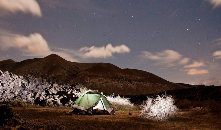 acampamento acampar pela primeira vez