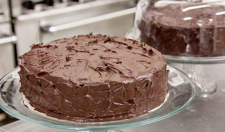 bolo de chocolate para emagrecer