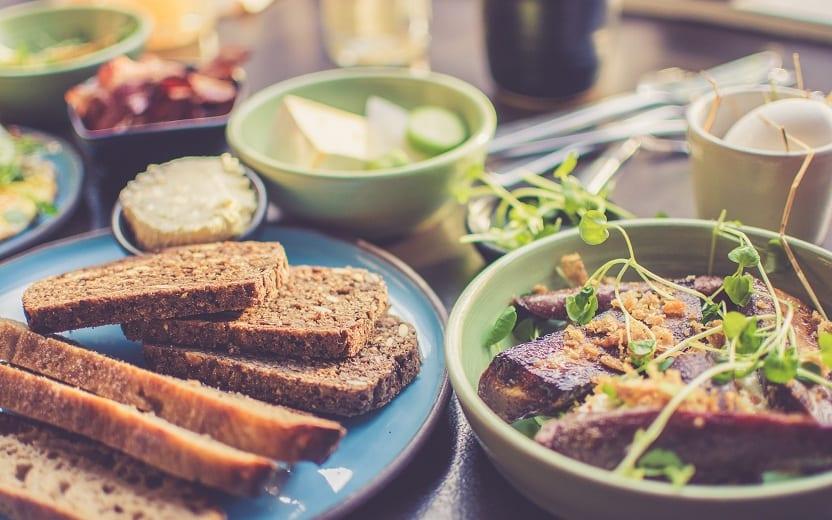 Dieta nutritiva baseada em alimentos low carb