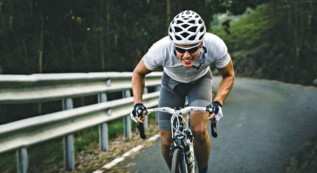 Ajustes que você deve fazer para que a chuva não afete seu treino na bike