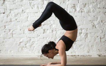 praticar yoga