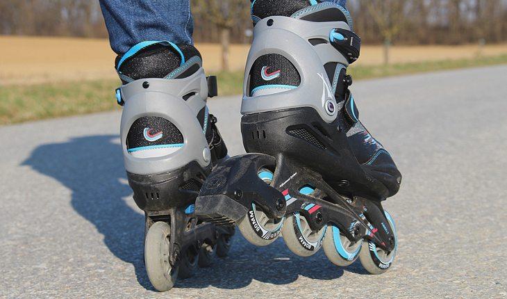benefícios do patins