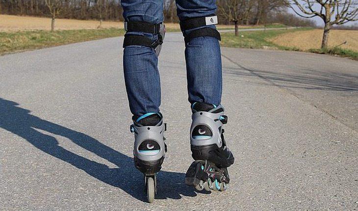 benefícios dos patins