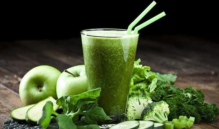 suco verde emagrece