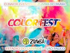 zumba color fest 2017