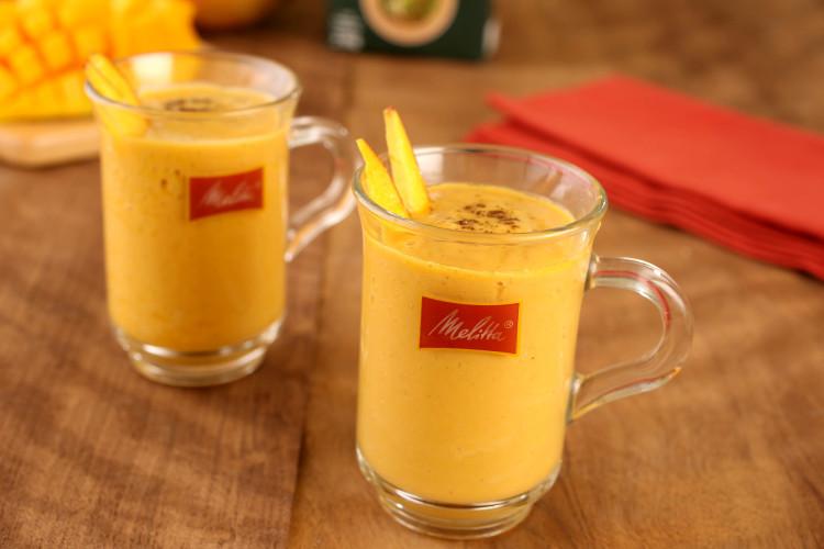 Bebida de verão com café Melitta
