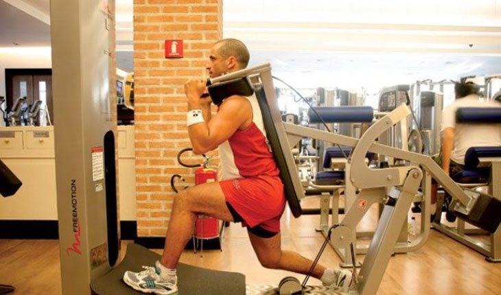 fortalecer os joelhos