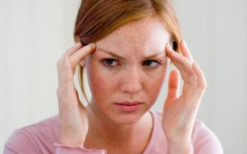 dor de cabeça matinal