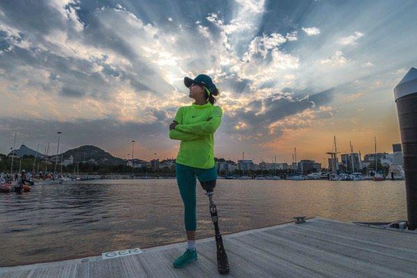 marinalva almeida atleta paralimpica