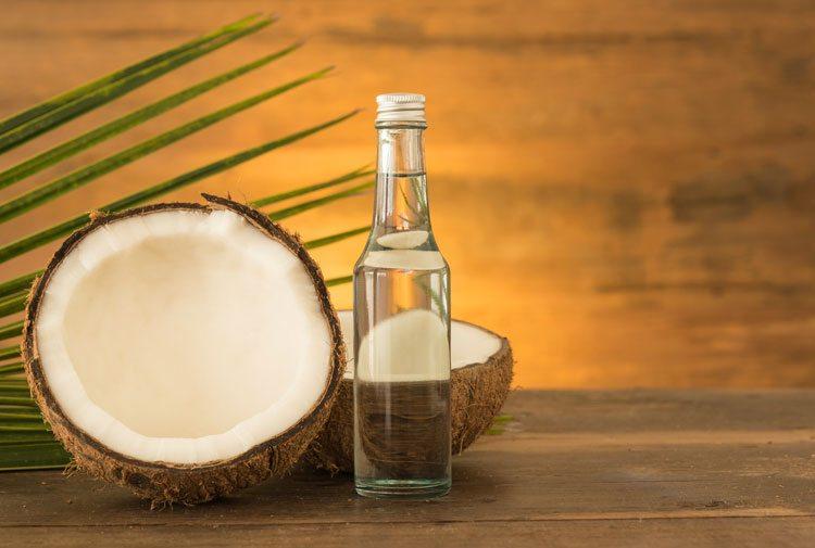 oléo de coco