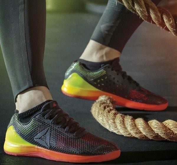e1a99a777a2 Nano 7  Reebok lança tênis inédito para CrossFit