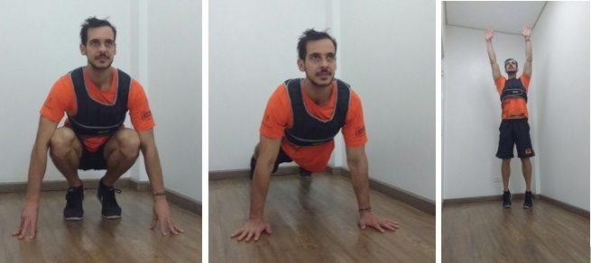 Exercicio para trincar o corpo