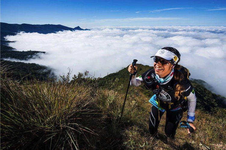 Jane Cavazini Penna de Carvalho, ultramaratonista da serie Mulheres na Ultra