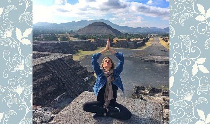 Celebridades que praticam yoga: GISELE BÜNDCHEN