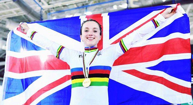 Ciclista Elinor Barker tem meta alcançada de seu primeiro mundial individual