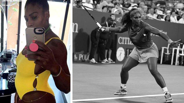Serena Williams grávida