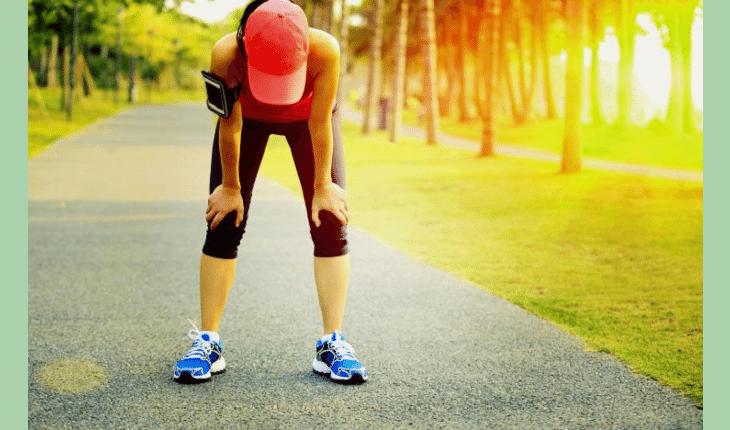 pessoa-correndo-cansada erros que todo corredor pode cometer