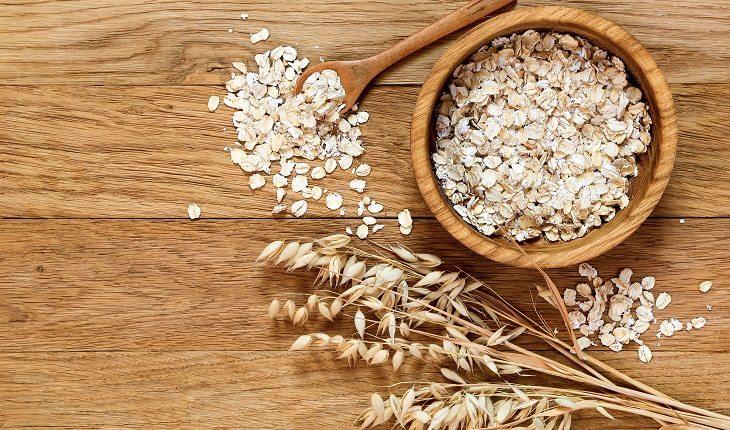 Alimentos para evitar caso queira emagrecer: aveia