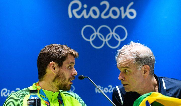 Bruninho e Bernardinho Rezende