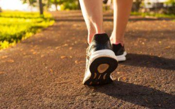 Caminhada é a melhor opção para começar a praticar atividades físicas
