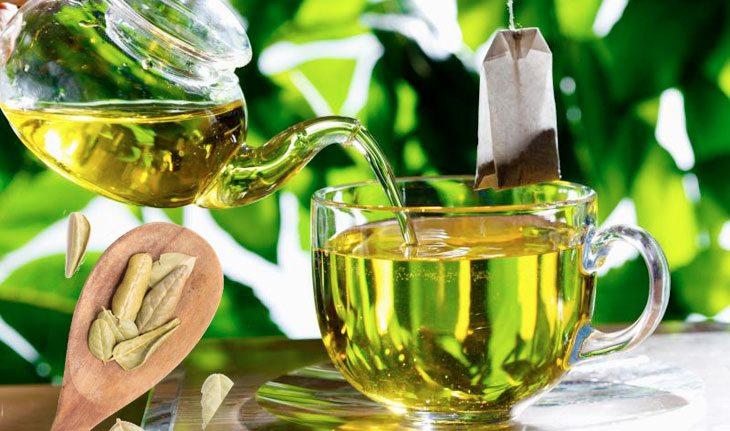 chá e café para emagrecer