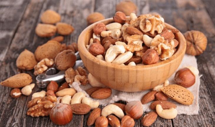 Oleaginosas: acelerar a recuperação muscular