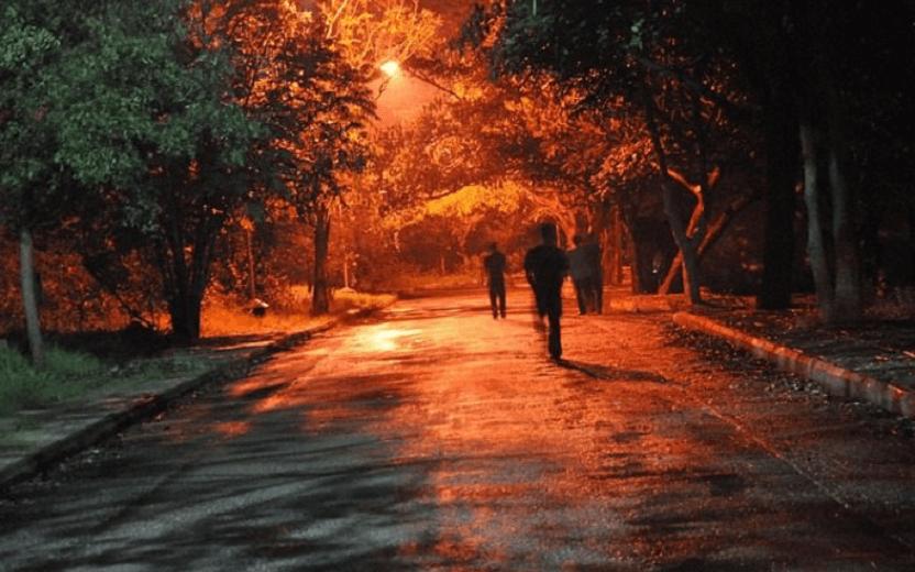 Corrida noturna