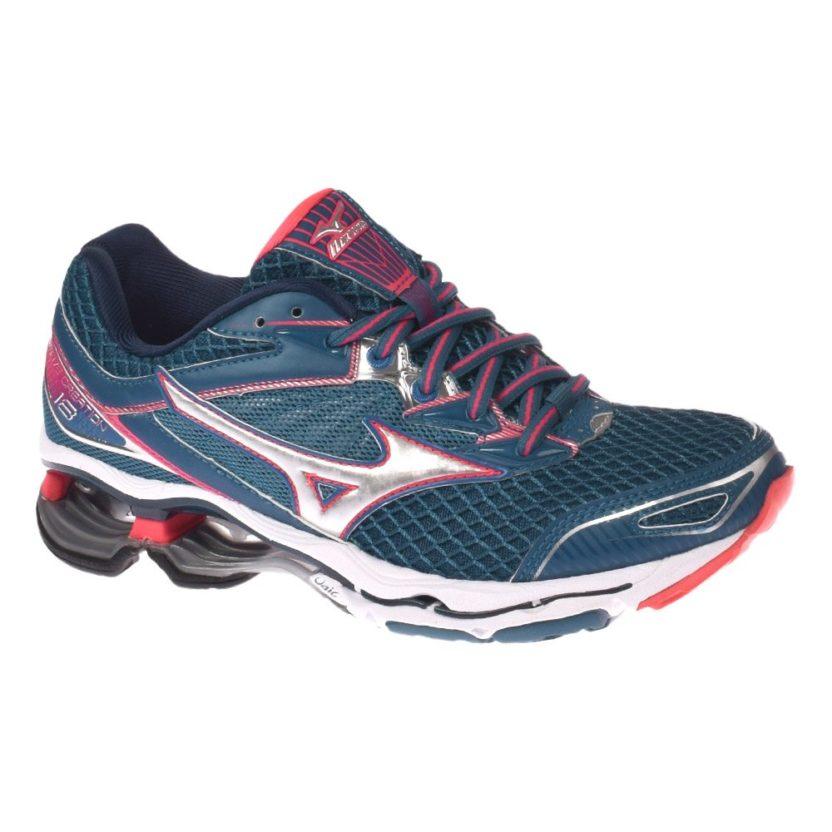O Mizuno Wave Creation 18 é um tênis de alto amortecimento para corredores  de todos os níveis e para quem deseja conforto nos treinos. Veja nossa  opinião ae90d0991d319