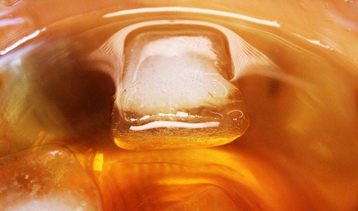chá gelado falsos saudáveis