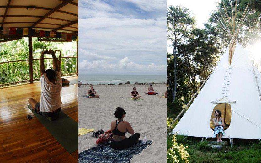 Hostels para praticar yoga