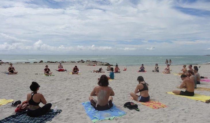 Entre os hostels para praticar yoga. Freehand Miami Hostel e Hotel, Miami, Estados Unidos.