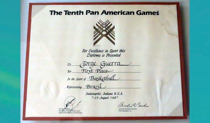 1987- Guerrinha - diploma
